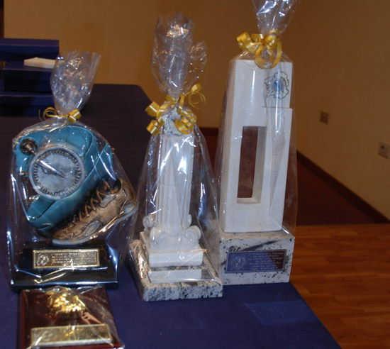 Os trofeos