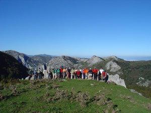 Miradoiro de Urdiales en Asturias