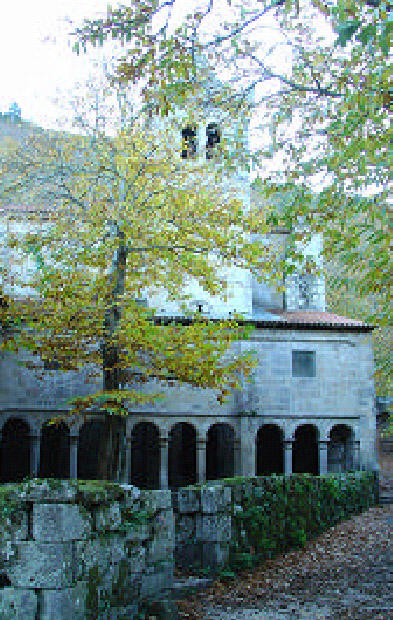 Mosteiro Santa Cristina