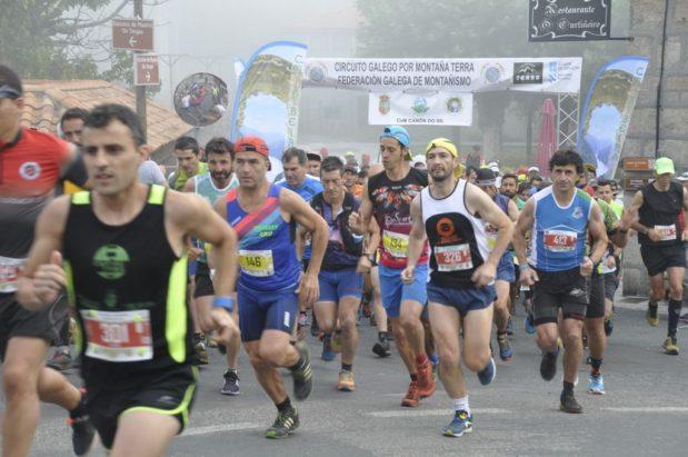Clasificaciones y Multimedia de la XI carreira por Montaña Canón do Sil